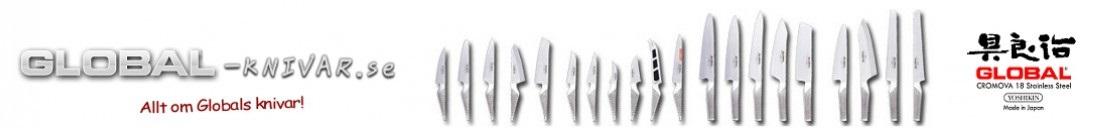 Global knivar